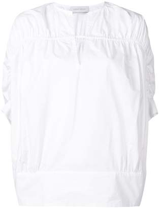 Christian Wijnants ruched detailed blouse