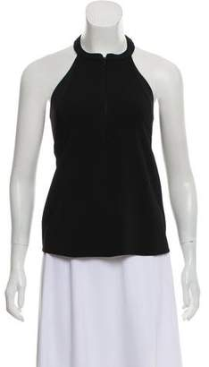 A.L.C. Sleeveless Halter Top