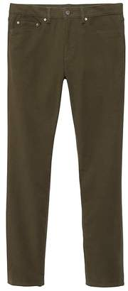 Banana Republic Athletic Tapered Brushed Traveler Pant