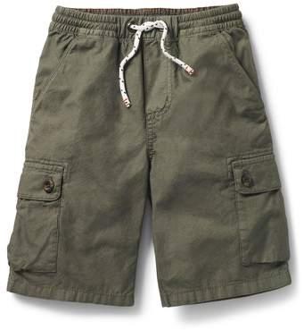 Mini Boden Cargo Shorts