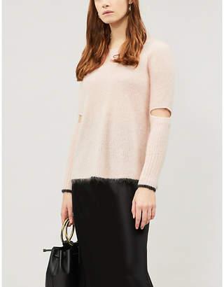 Dekker Zoe Jordan wool-blend jumper