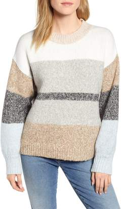 Lou & Grey Stripemarl Sweater