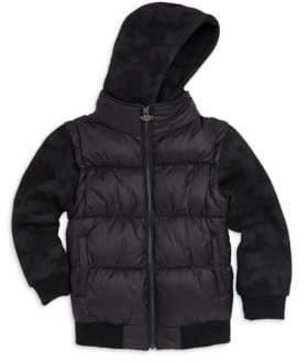 Appaman Little Boy's& Boy's Turnstile Jacket