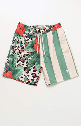 "Trunks Duvin Design Leo Floral 16"" Swim"