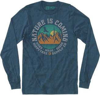 Hippy-Tree Hippy Tree Olympia Long-Sleeve T-Shirt - Men's