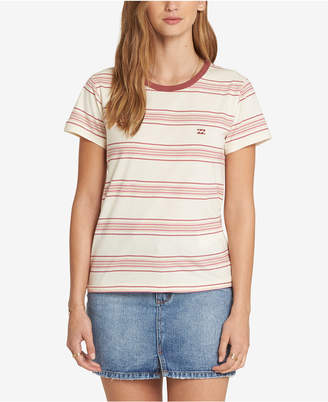 Billabong Juniors' Soul Babe Striped T-Shirt
