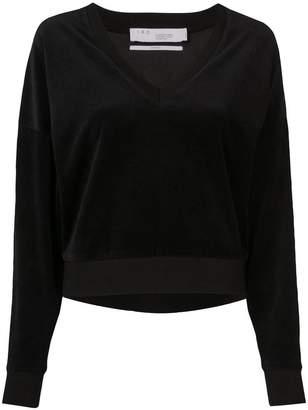 IRO stud embellished sweatshirt