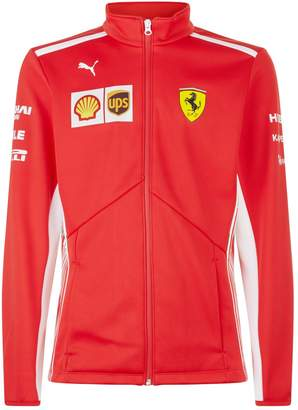Puma Ferrari Team Softshell Jacket