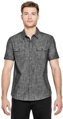 GUESS Factory Men's Xander Two-Pocket Shirt