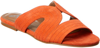 French Sole Mezcal Suede Sandal