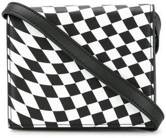 G.V.G.V. geometric print mini bag