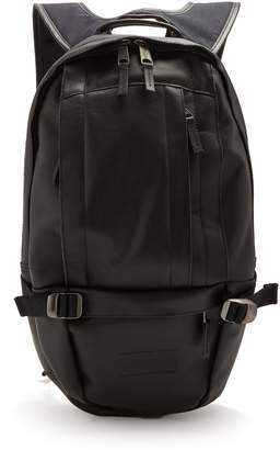 Eastpak Floid leather backpack