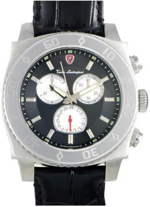 Lamborghini Tonino Men's Leather Watch