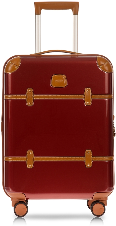 Bric's Bellagio V2.0 21′′ Red Carry-On Spinner Trunk