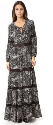 Ella Moss Adriana Maxi Dress $278 thestylecure.com