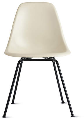 Design Within Reach Herman Miller Eames Molded Fiberglass 4-Leg Side Chair (DFSX) at DWR