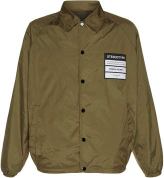 Maison Margiela Stereotype Patch Shell Bomber