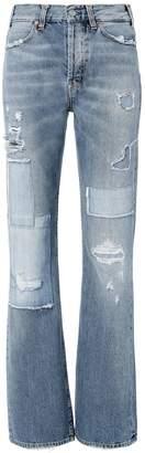 Acynetic Stella Bell Bottom Jeans