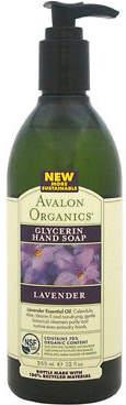 Avalon Organics Glycerin Hand Soap - Lavender 354.0 ml Skincare