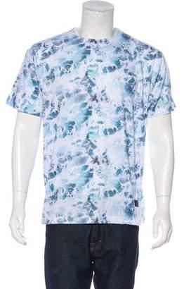 Patrik Ervell Marble Printed T-Shirt
