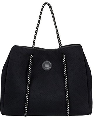 Roxy Salty Candy Neoprene Tote Beach Bag $56 thestylecure.com