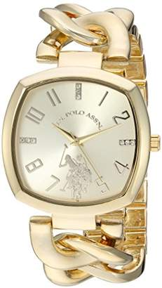U.S. Polo Assn. Women's Quartz Metal and Alloy Casual Watch