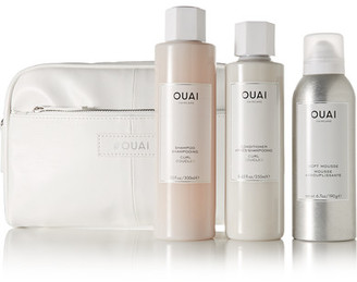 Ouai Haircare - Curl Kit - Colorless $50 thestylecure.com