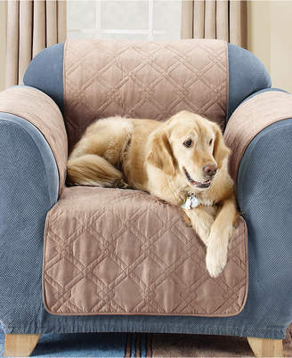 Sure Fit Pet Chair Slipcover Throw