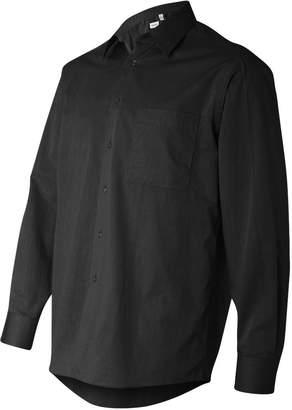 Calvin Klein Mens Pure Finish Cotton Dress Shirt. 13CK027
