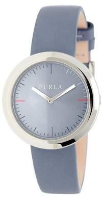 Furla Women's Valentina Leather Watch, 34mm
