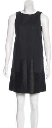Alessandro Dell'Acqua Sleeveless Mini Dress