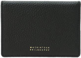 Mackintosh Philosophy (マッキントッシュ フィロソフィー) - マッキントッシュ フィロソフィー シュリンクレザーカードケース