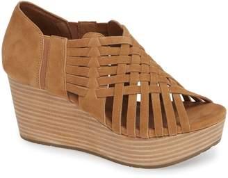 Chocolat Blu Woody Wedge Sandal