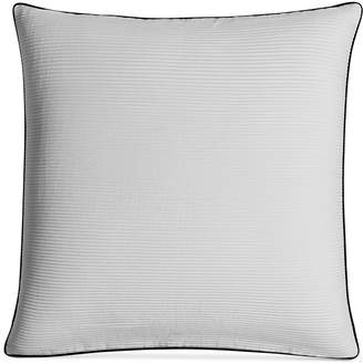 "Hotel Collection Greek Key 20"" Square Decorative Pillow, Bedding"