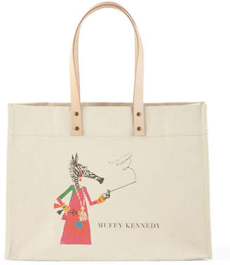 Parker Thatch Muffy Extra-Large Personalized Tote