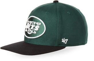'47 New York Jets Snapback Cap