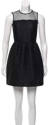 RED Valentino Sleeveless Mini A-Line Dress w/ Tags