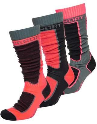 Superdry Snow Sock Triple Pack