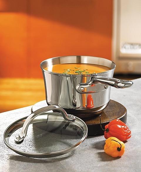 KitchenAid Distinctions 1.75 Qt. Covered Saucepan