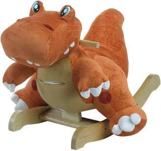 Rockabye Rexx The Dinosaur