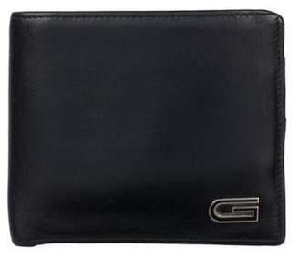 Gucci Leather Bi-Fold Wallet