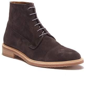 Gordon Rush Cap-Toe Boot Crepe