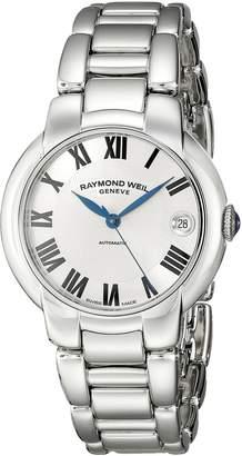 Raymond Weil Women's 2935-ST-01659 Jasmine Analog Display Swiss Automatic Watch
