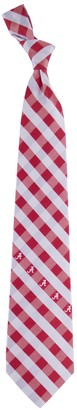 NCAA Kohl's Adult Check Woven Tie