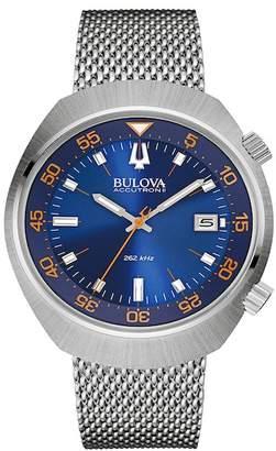 Bulova Men's Accutron II Mesh Bracelet Watch, 42mm