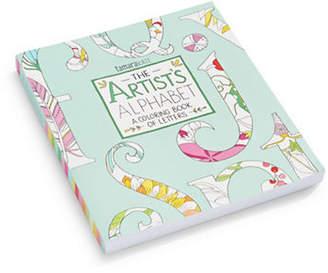 Eccolo The Artists Alphabet Colouring Book