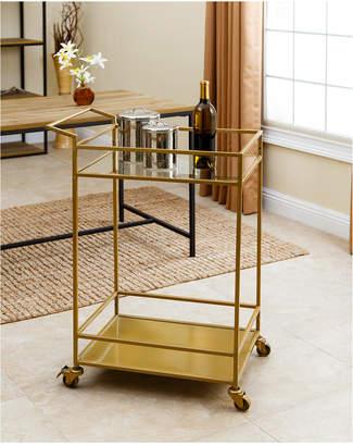 Abbyson Living Diego Kitchen Bar Cart