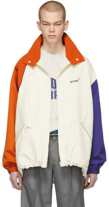 Off-White ADER error Arrow Jumper Jacket