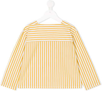 Caramel Inari blouse