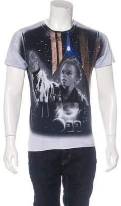 Balenciaga Egyptofunk Graphic T-Shirt